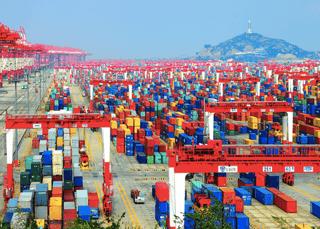 Puertos shanghai